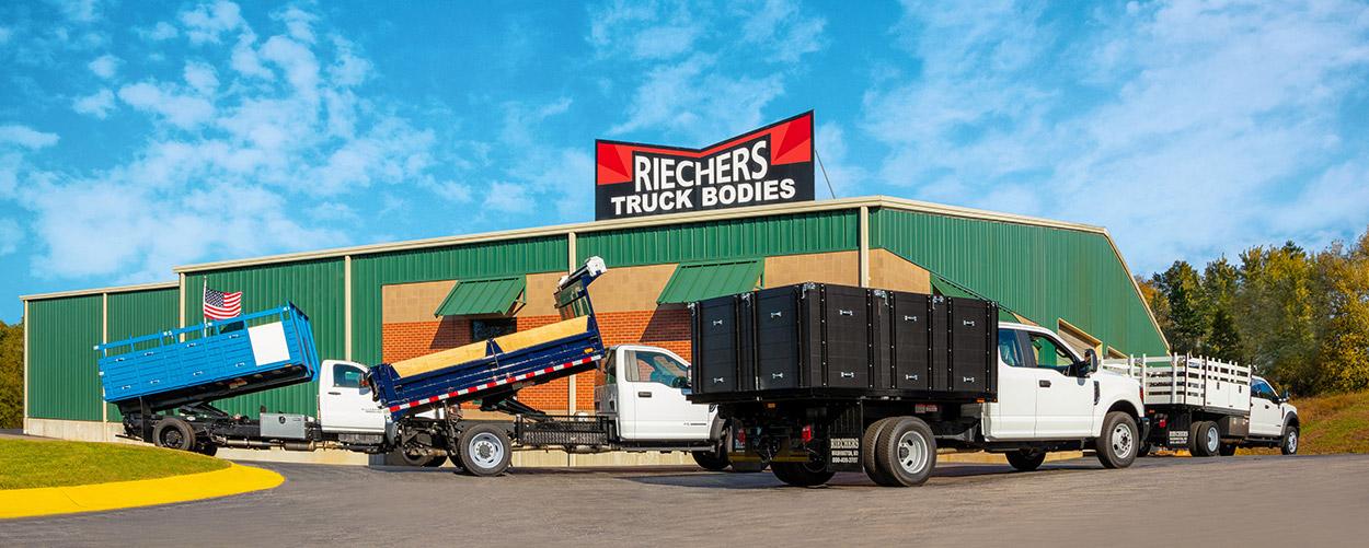 Riechers Truck Body Manufacturing Facility