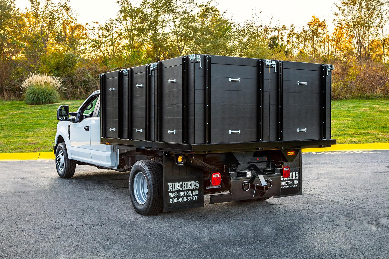 custom stake truck bed