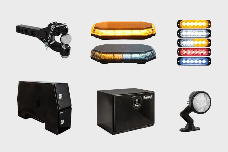 truck body parts & accessories